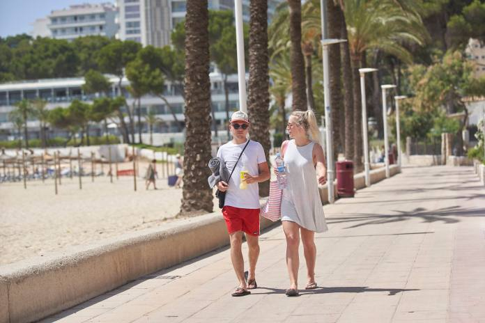 Beaches are open and ready for visitors to Spain