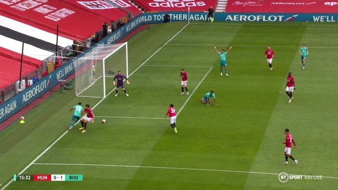 Maguire and De Gea were embarrassed by Stanislas' quick thinking