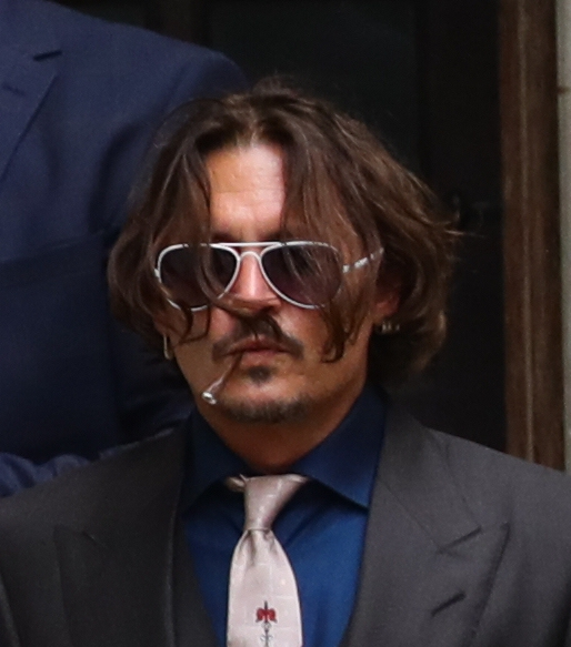 Depp allegedly threw into a rage on a plane over his wife's co-star