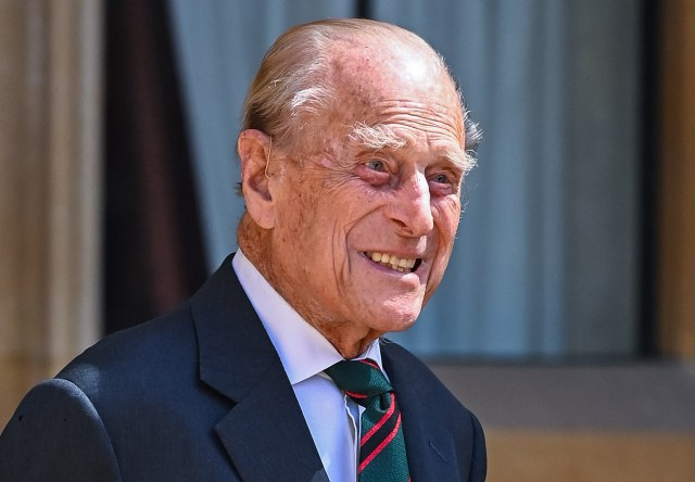 Prince Philip has been described as the 'protector' of the Royal Family