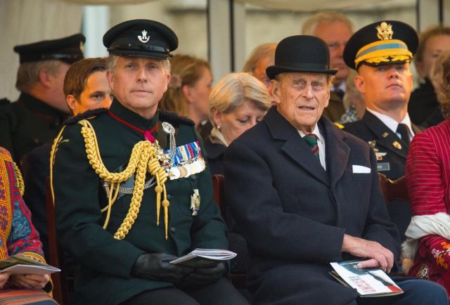 The Royal Family shared photographs of the royal at other events he has attended as part of his role