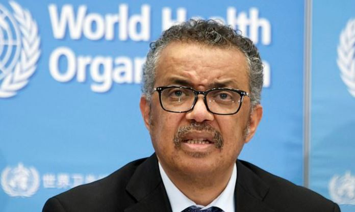 World Health Organization says there is 'no evidence' drug is effective against coronavirus