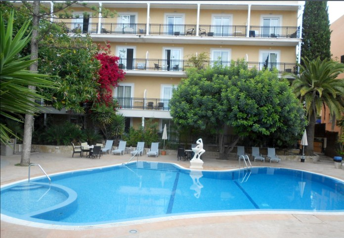 The hotel has been reserved for Covid patients who do not require hospital treatment