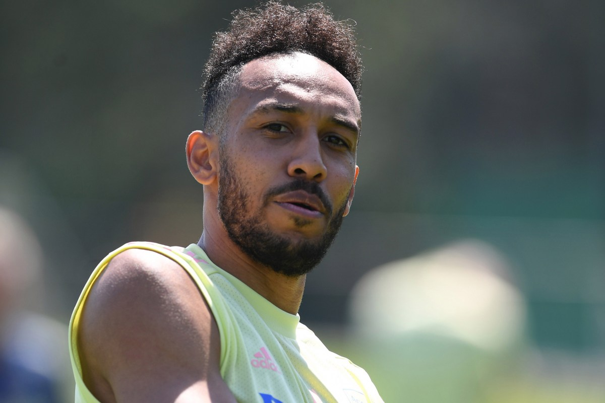 Arsenal REFUSE to let BBC interview Aubameyang ahead of FA Cup final vs Chelsea