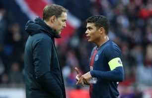 Thiago Silva's Chelsea transfer hits rocks with PSG boss Tuchel and chief Leonardo split over offering captain new deal