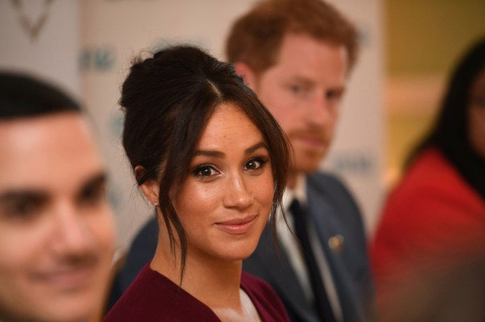 Meghan and Harry's love story was 'against all odds', Scobie said