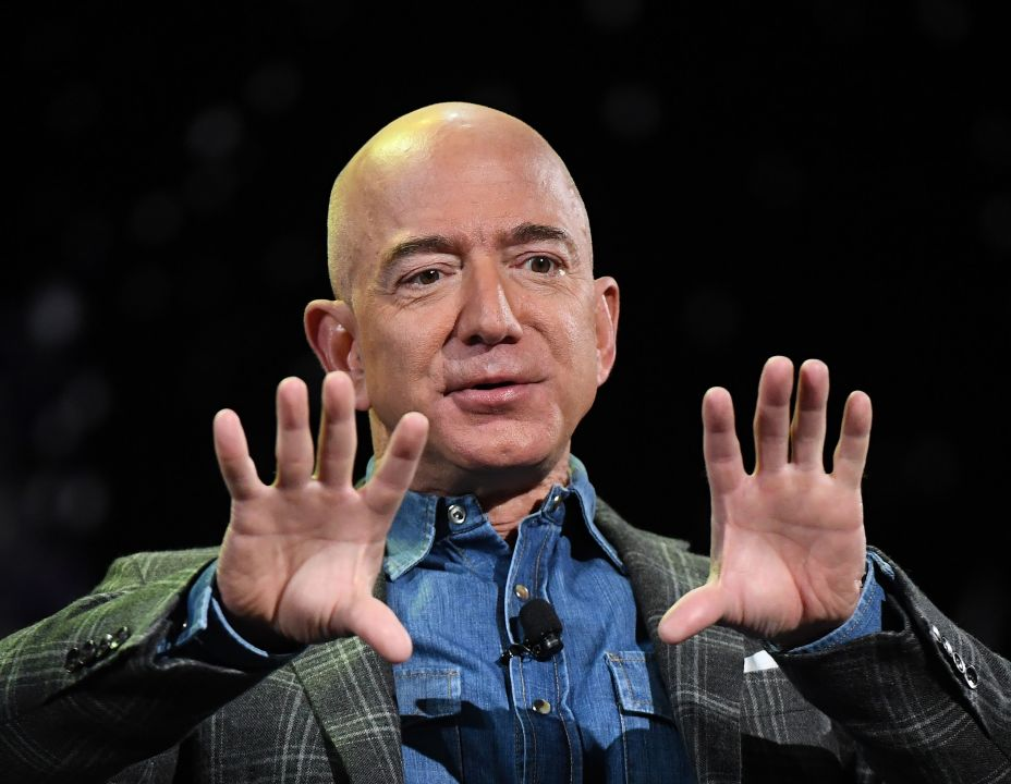Amazon boss Jeff Bezos also saw his account hacked in a Bitcoin scam