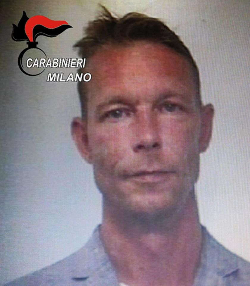 The 43-year-old paedophile is in jail in Germany
