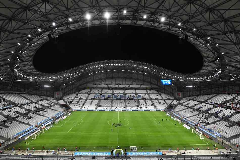 Friday's Ligue 1 tie between Marseille and Saint-Etienne has been postponed
