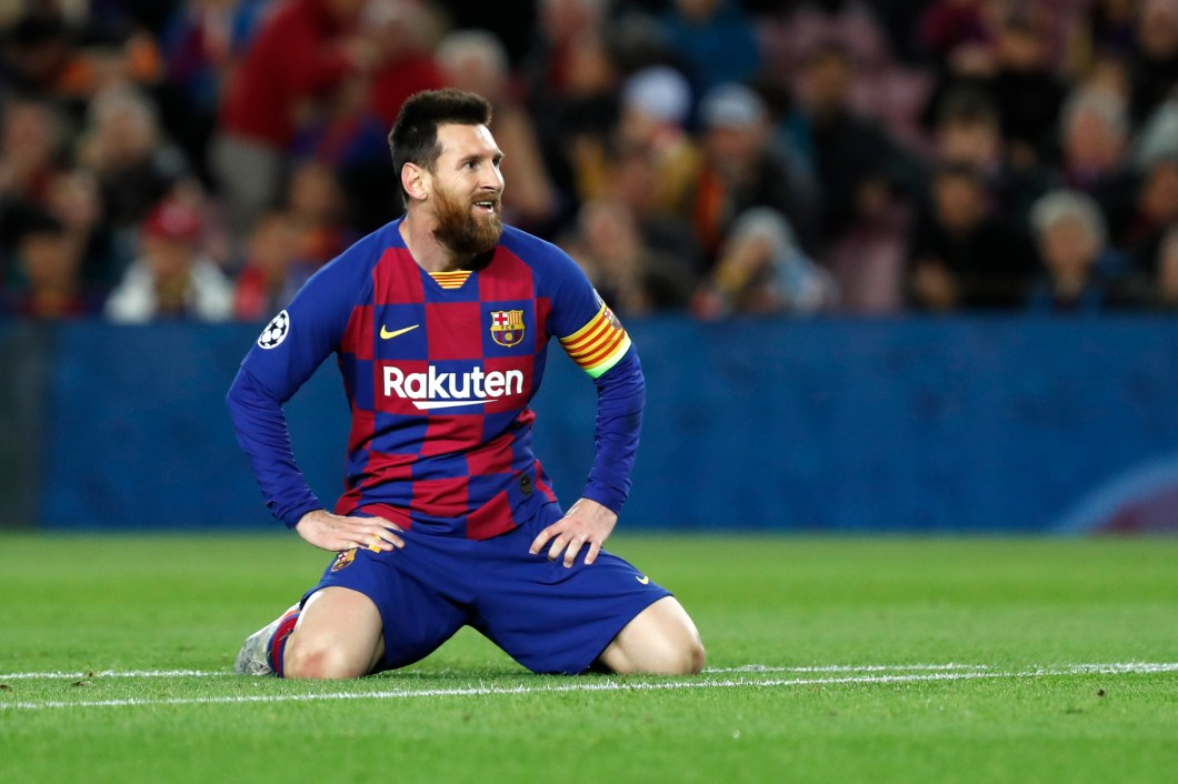 Lionel Messi has rocked the football world be expressing his desire to leave Barcelona