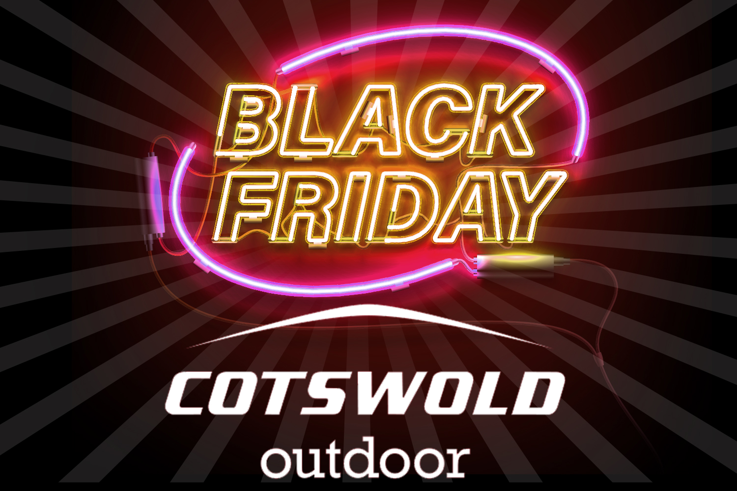Heading outdoors? Head to Cotswold Outdoors first this Black Friday