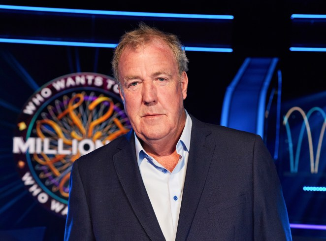 Jeremy Clarkson will be giving away £1million for the first time on the show