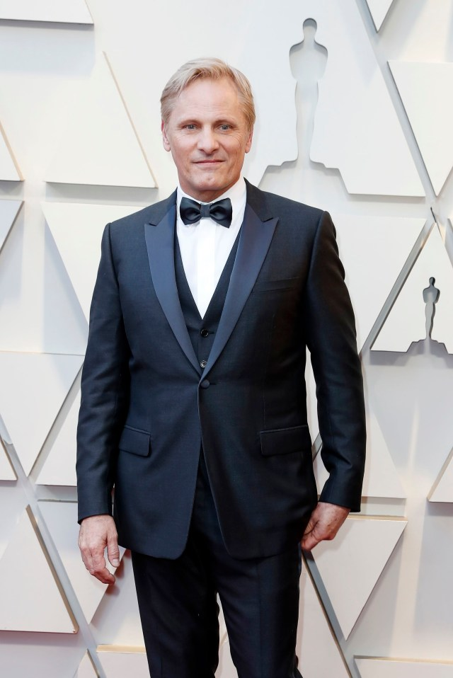 Viggo Mortensen ensures his lifestyle is active by walking, hiking and playing soccer and basketball