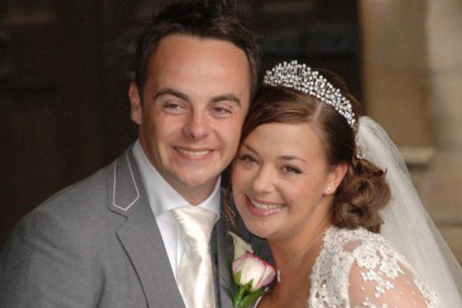 Ant McPartlin and wife Lisa Armstrong divorced in April 2020 after 12 years of marriage