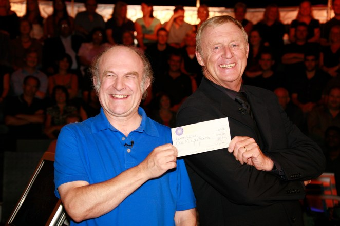Ingram Wilcox was the last person to win the jackpot, back in 2006