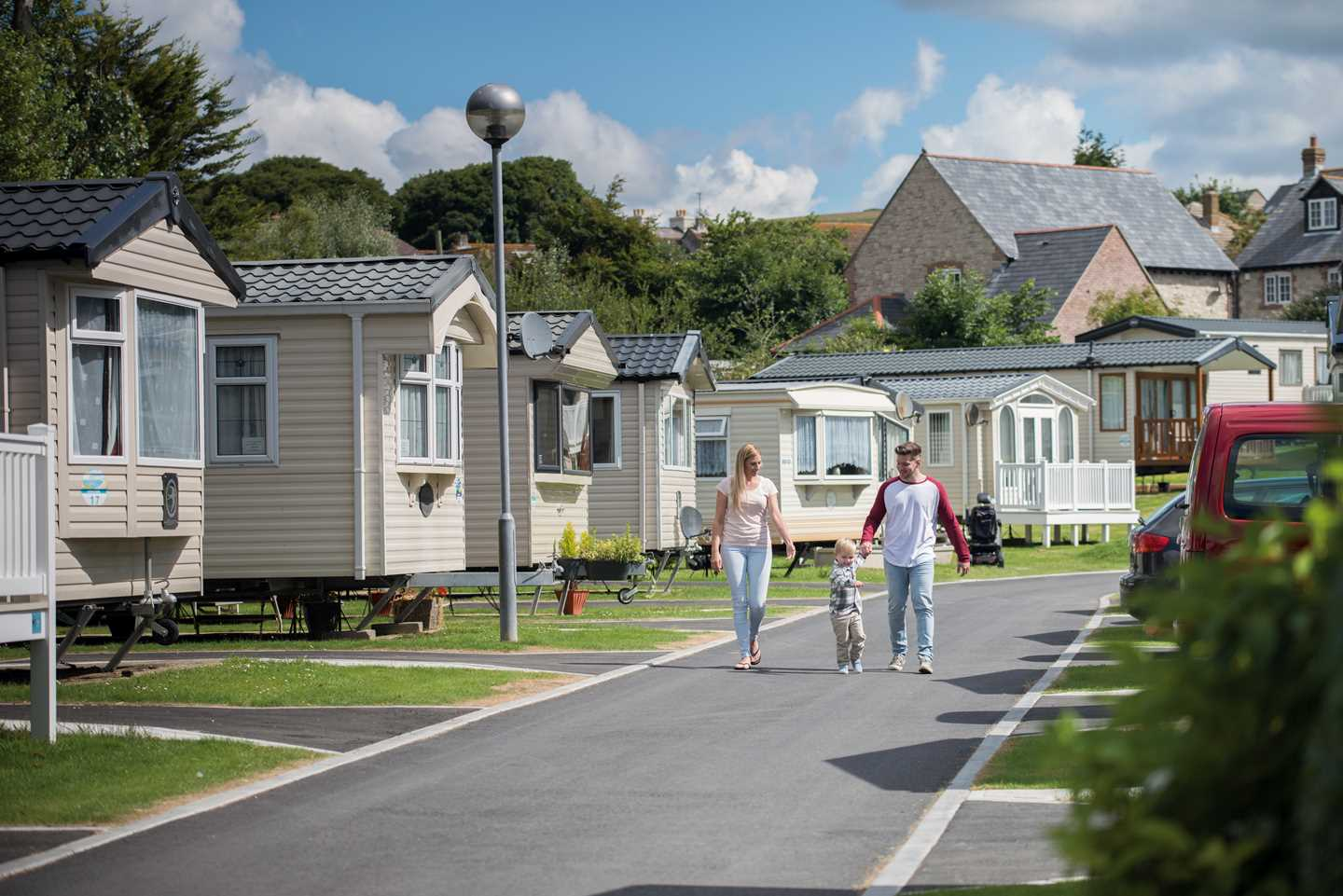 Holiday parks are extending their season to December to encourage more staycations this year