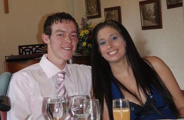 Stacey กับอดีต Dean Cox - พ่อของ Zach