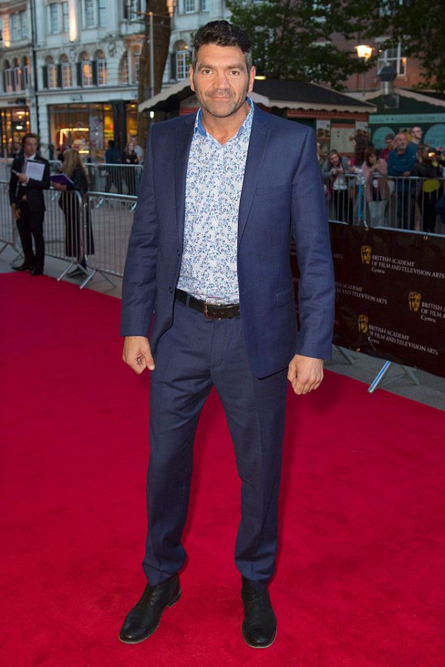 6ft 7in Spencer Wilding is considering a return to cleaning windows after acting jobs dried up