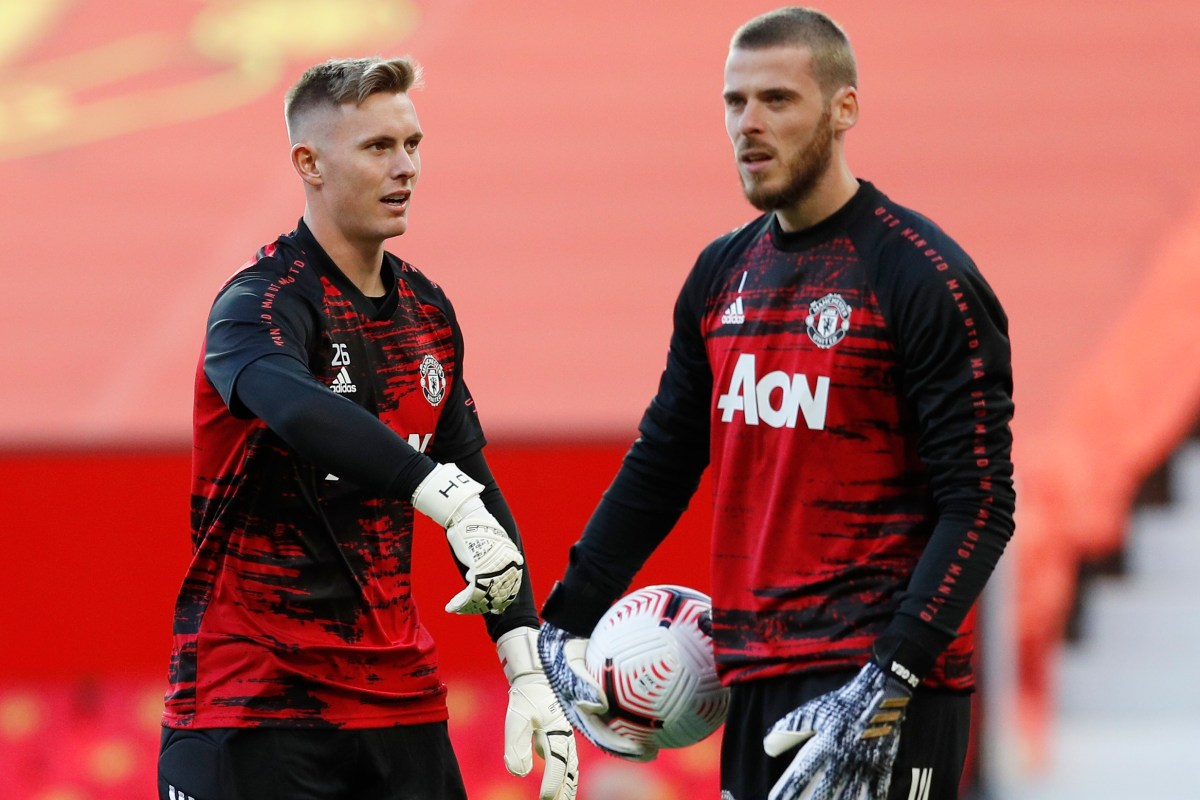 Man Utd must pick De Gea over Henderson - it's not fair on either to change now