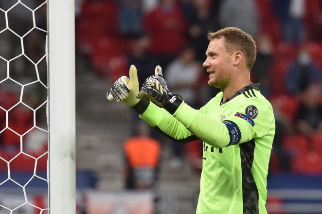 Manuel Neuer was in inspired form once again to deny Youssef En-Nesyri and take the game to extra time
