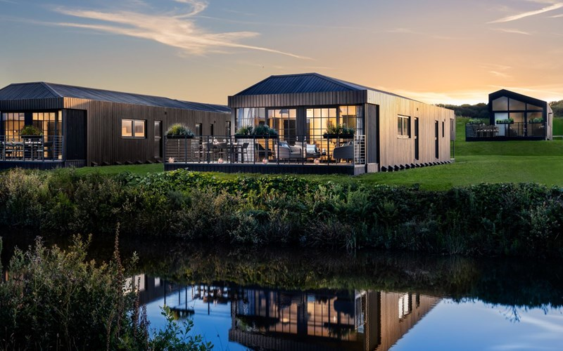 The five-star Retallack Resort & Spa in Padstow is perfect for fans of water sports