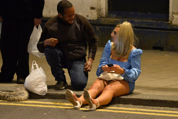 It's home time for this woman in Leeds