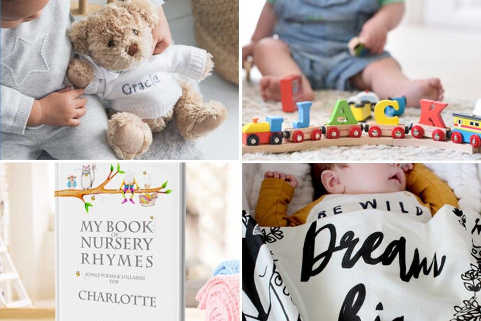RW COMPY BABYGIFTS