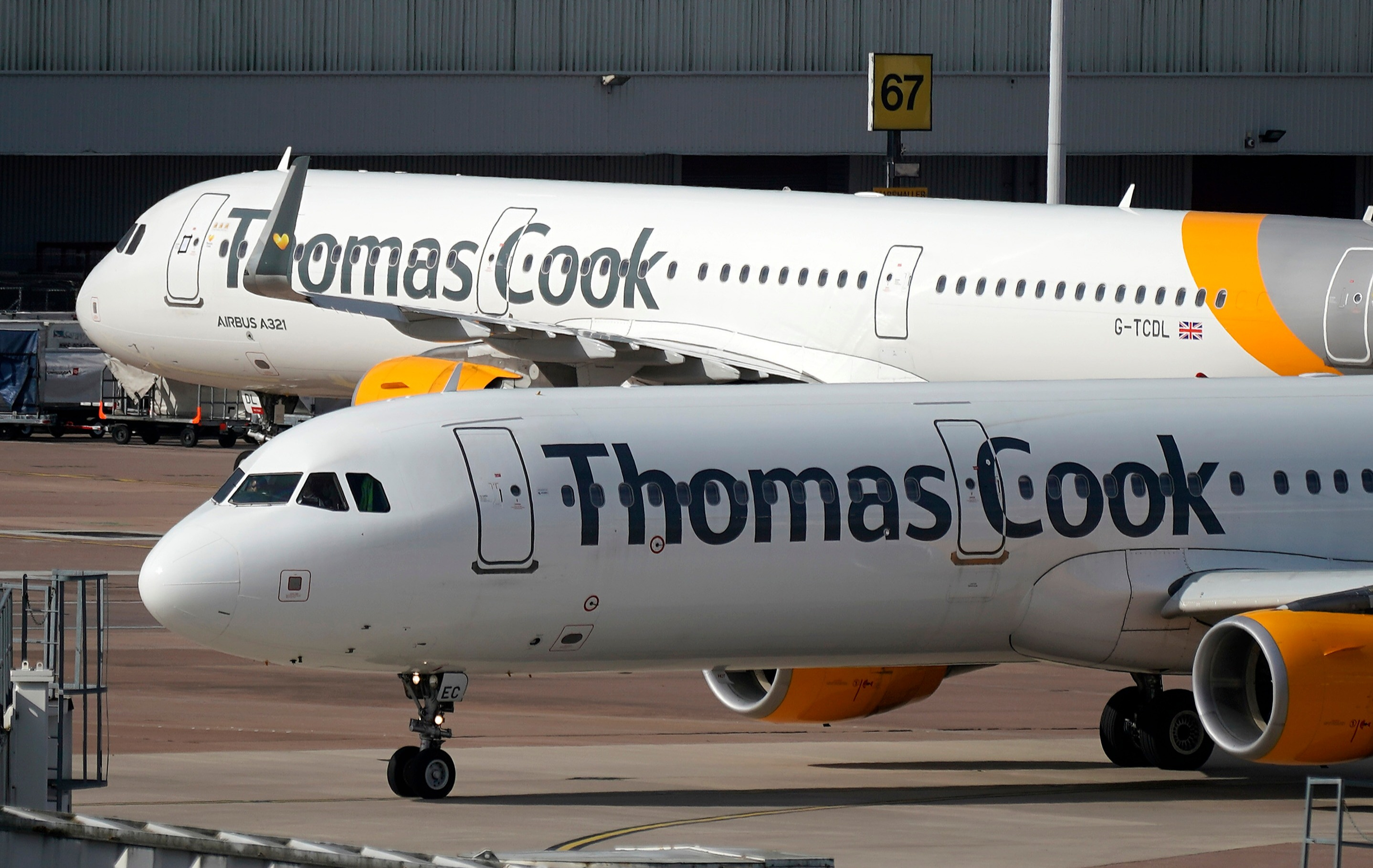 Thomas Cook has relaunched their website, with holidays already available to book