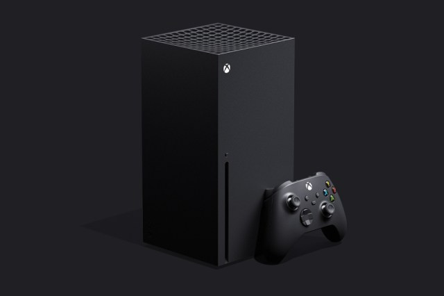 This is what the Xbox Series X looks like – with a more substantial body than its Series S counterpart