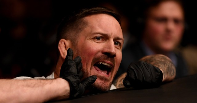 Conor McGregor's MMA trainer John Kavanagh wants to see the fighter return at welterweight