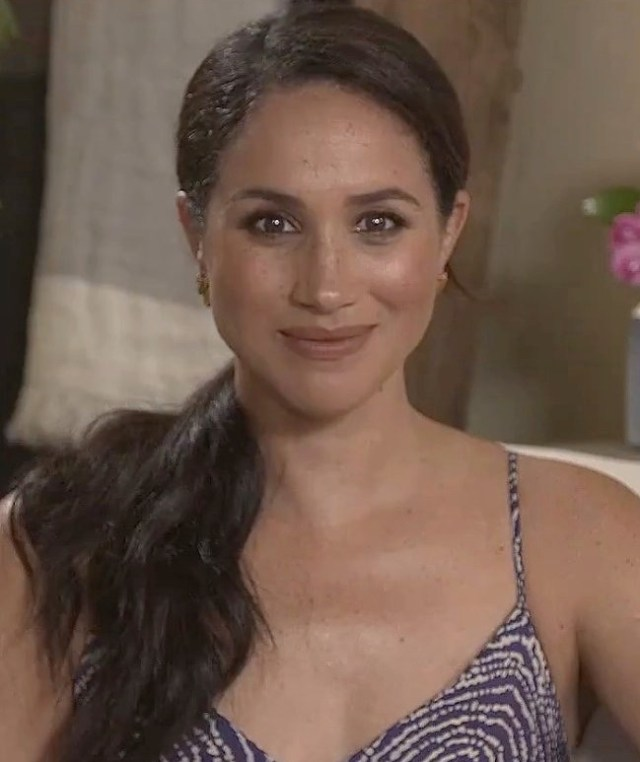 Meghan said she has not been on social media for a long time