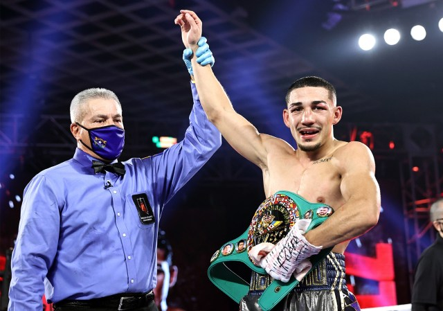 Teofimo Lopez is the new undisputed lightweight champion after easily beating Vasyl Lomachenko