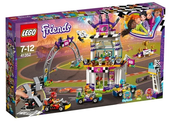 Smyths' has reduced the price of this Lego go-kart set by half