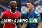 Everton vs Liverpool LIVE REACTION: Henderson denied winner by dodgy VAR call in Merseyside derby thriller