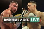 Lopez BEATS Lomachenko: LIVE results and reaction as underdog wins on points in lightweight unification bout