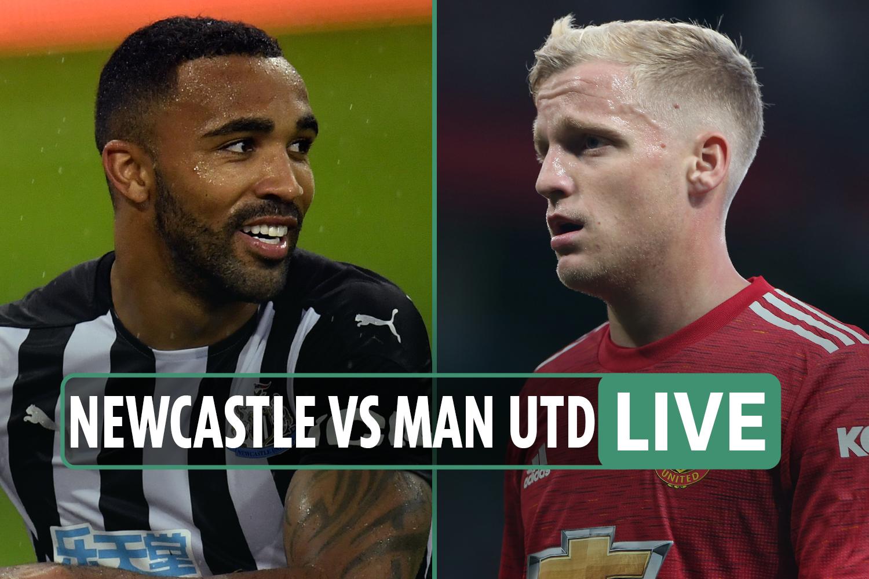 Newcastle vs Man Utd LIVE: Stream, TV channel, team news, kick-off time for TONIGHT'S Box Office match