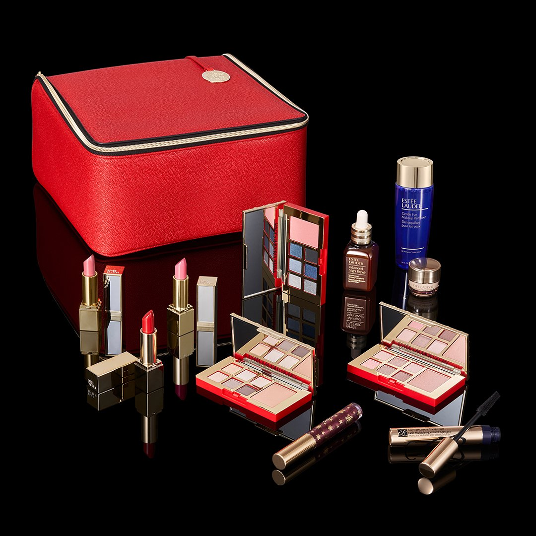 This beauty box worth £275 was on offer for just £68 in Estée Lauder's 2018 sale!