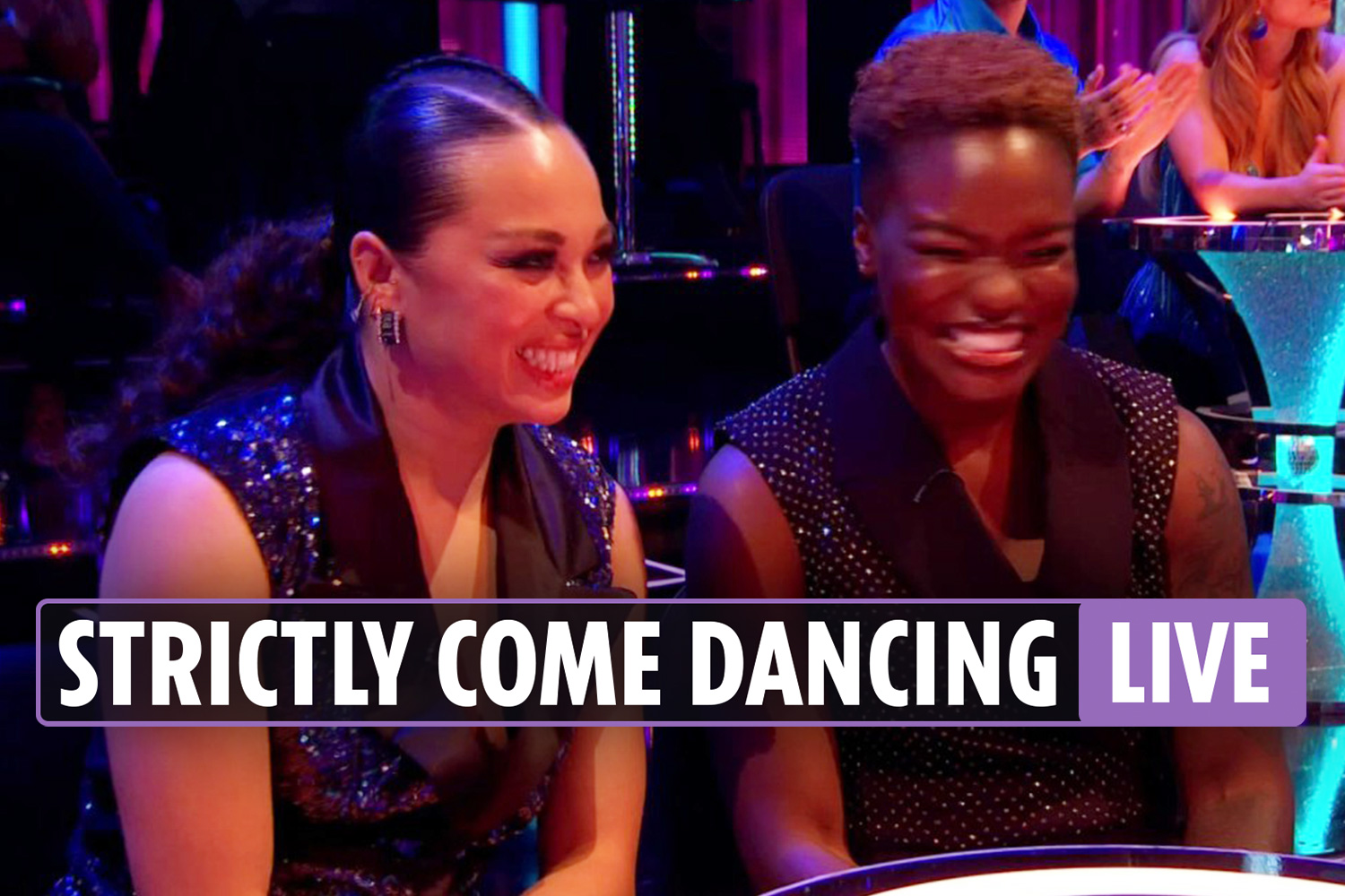 Strictly Come Dancing 2020 launch show LIVE: Nicola Adams vows to 'set fire to the dancefloor' in first same-sex couple