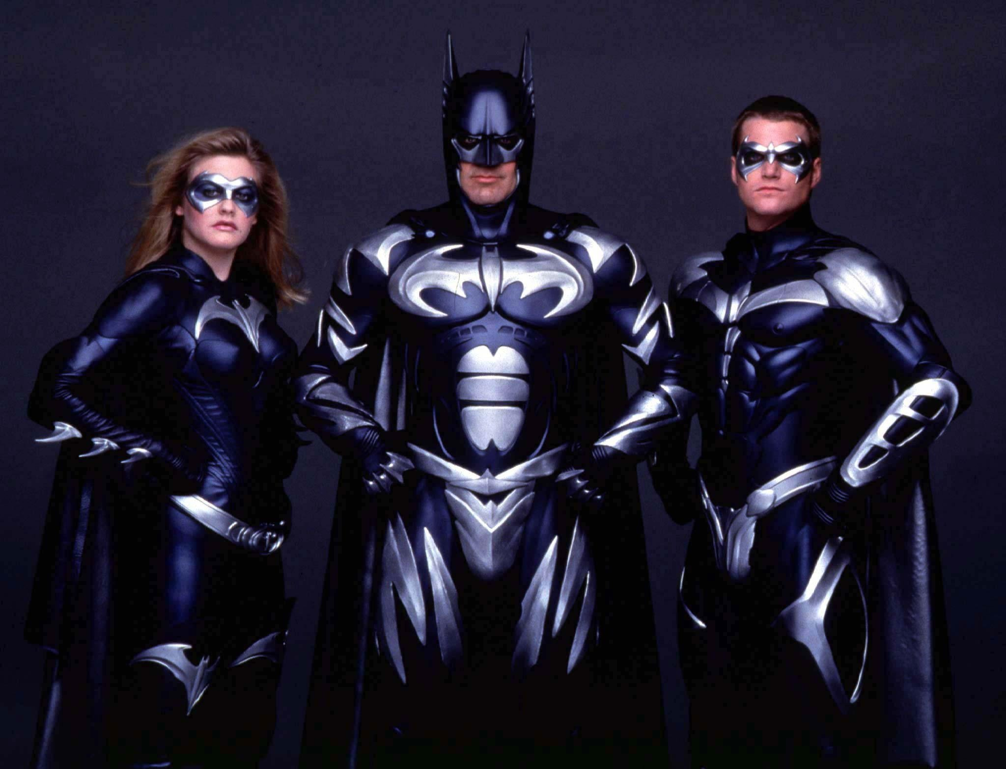 George Clooney reveals he was shunned by Hollywood after disastrous 1997 movie Batman & Robin