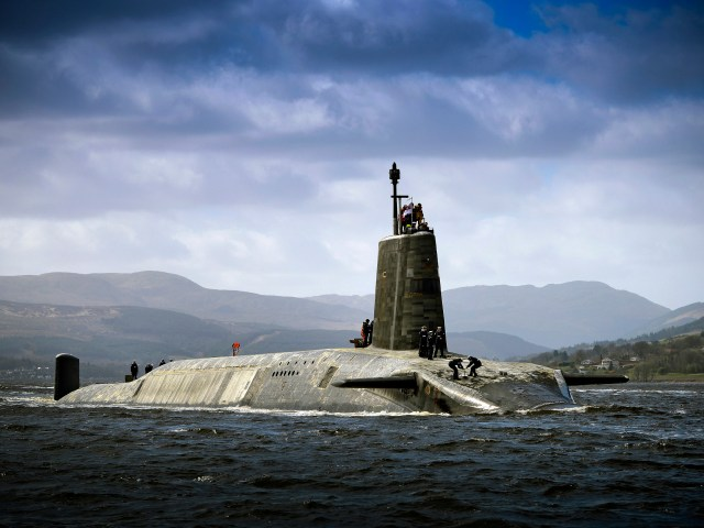 An officer had to be hauled off HMS Vigilant after turning up to work 'staggering drunk'