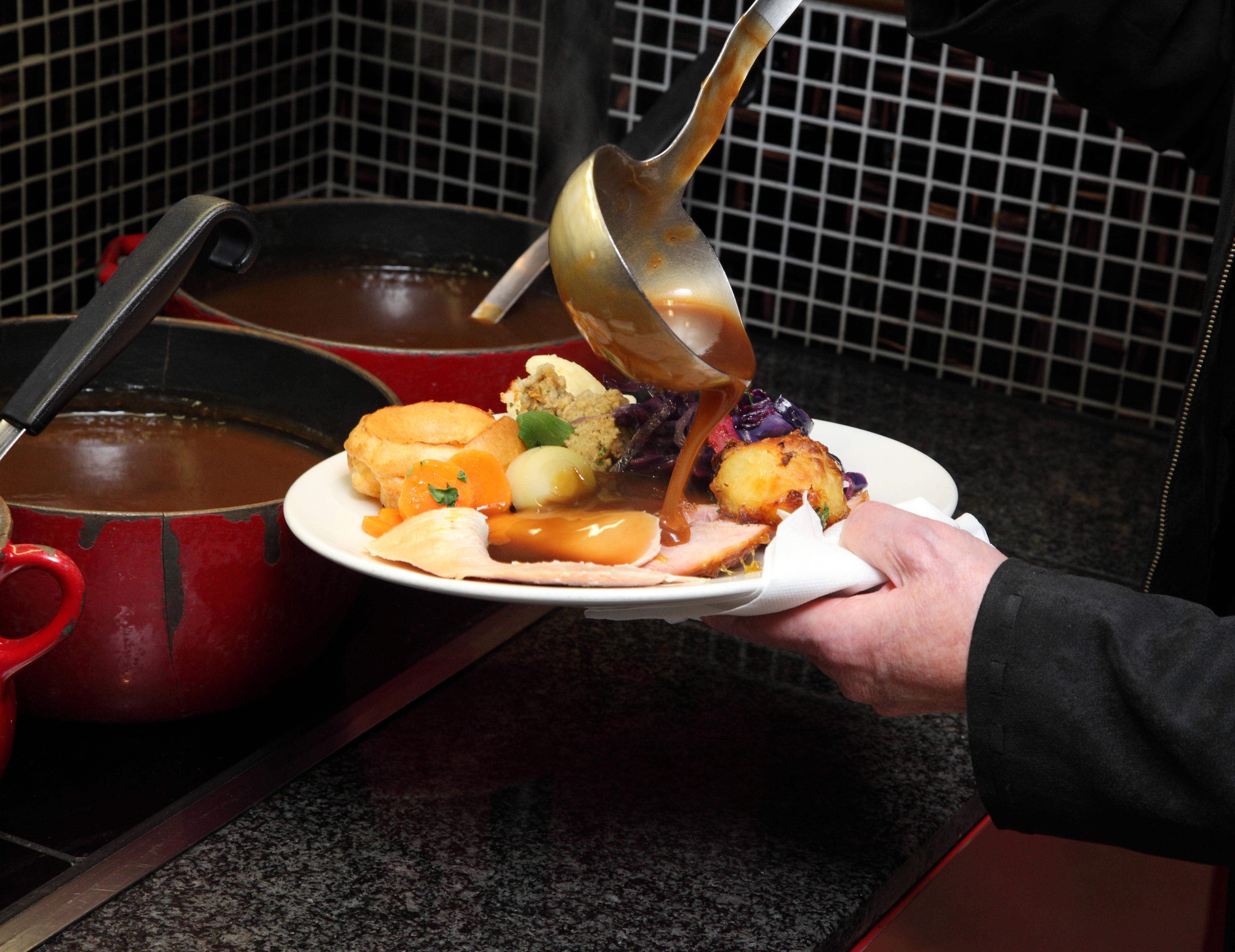 Toby Carvery is a popular restaurant choice for families