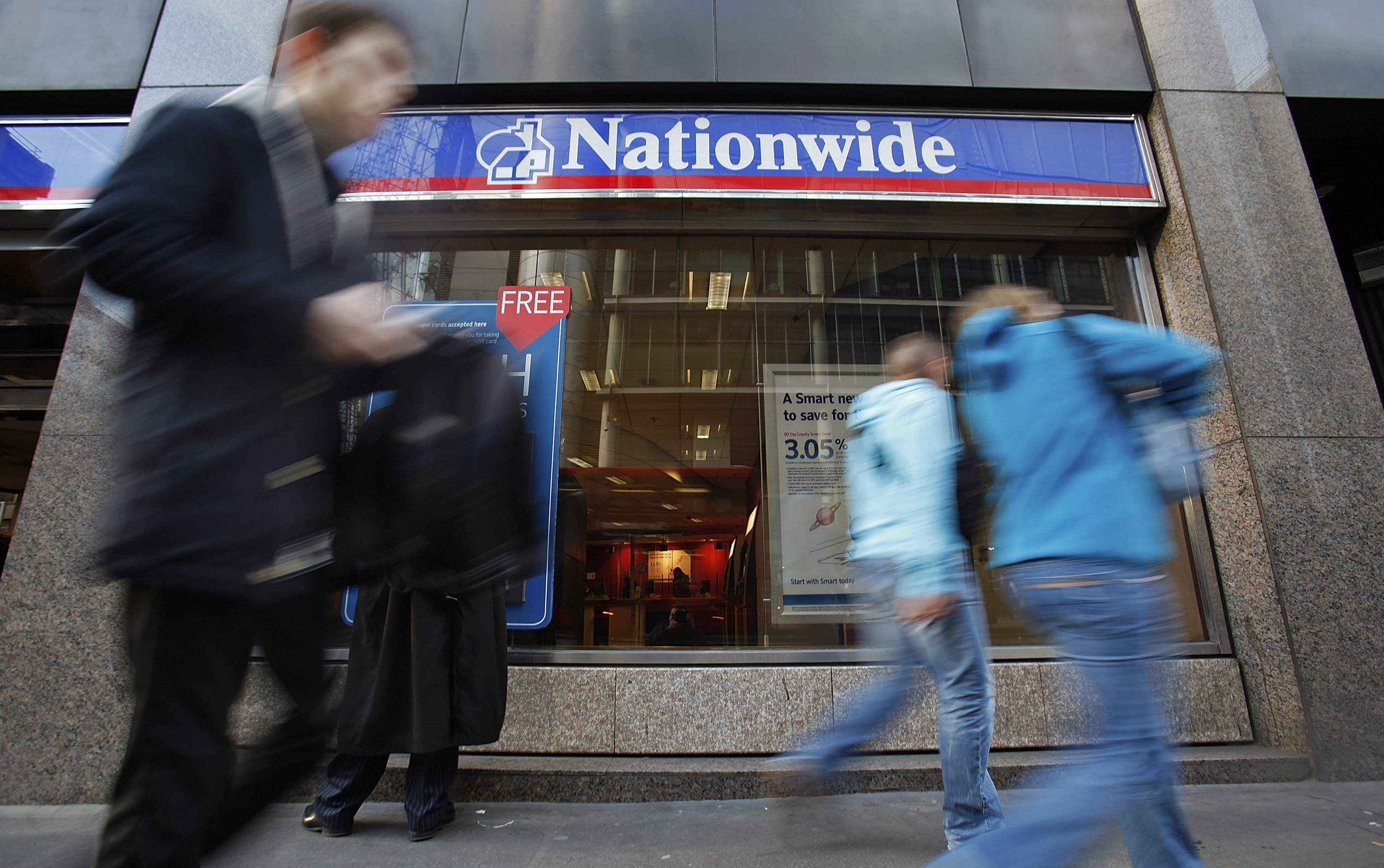 Nationwide Building Society is set to scrap its cashback perk for 1million credit card customers from December