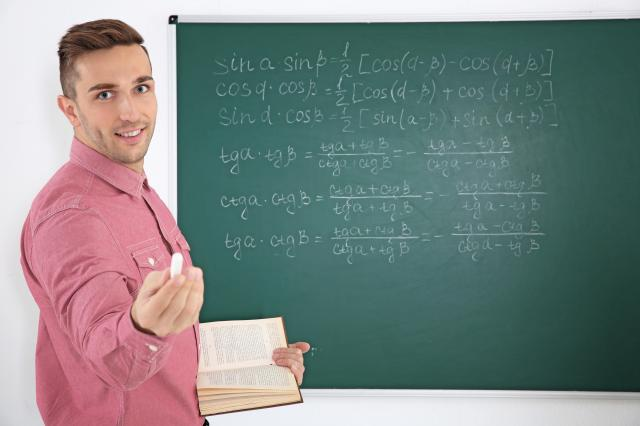 The number of male secondary school teachers has fallen to just 35.5 per cent