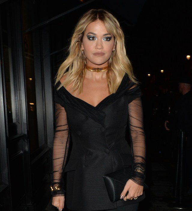 Rita Ora was previously named and ashamed by the Competitions and Market Authority