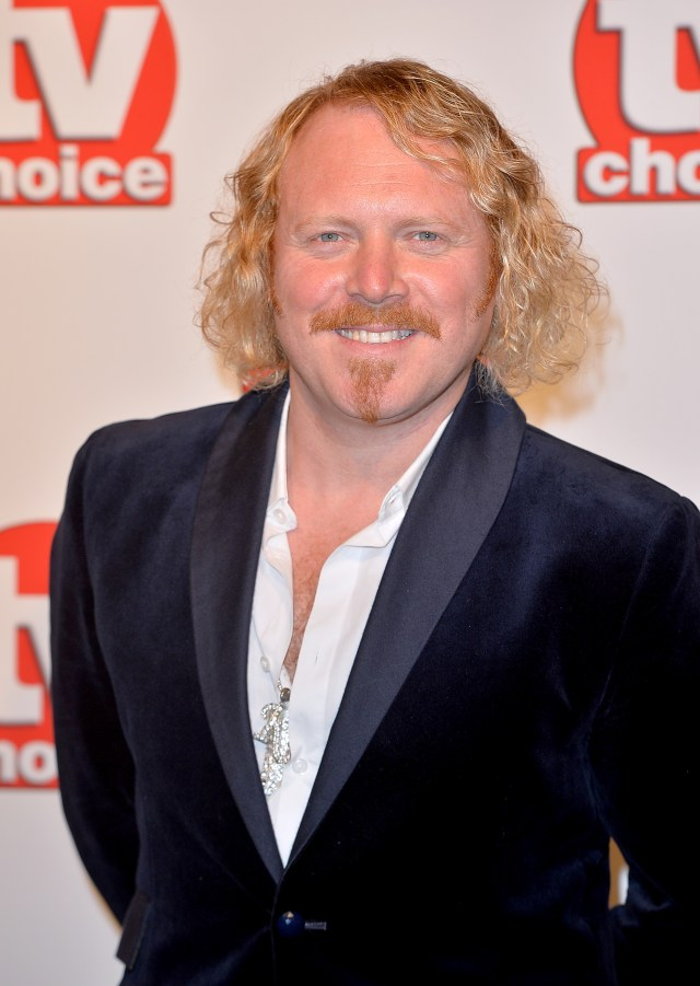 Melanie accused Keith Lemon of having a 'limited vocabulary'