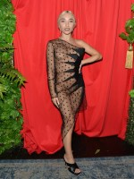 Does the frock say fame… or just lame? We rate celebs' nearly naked looks