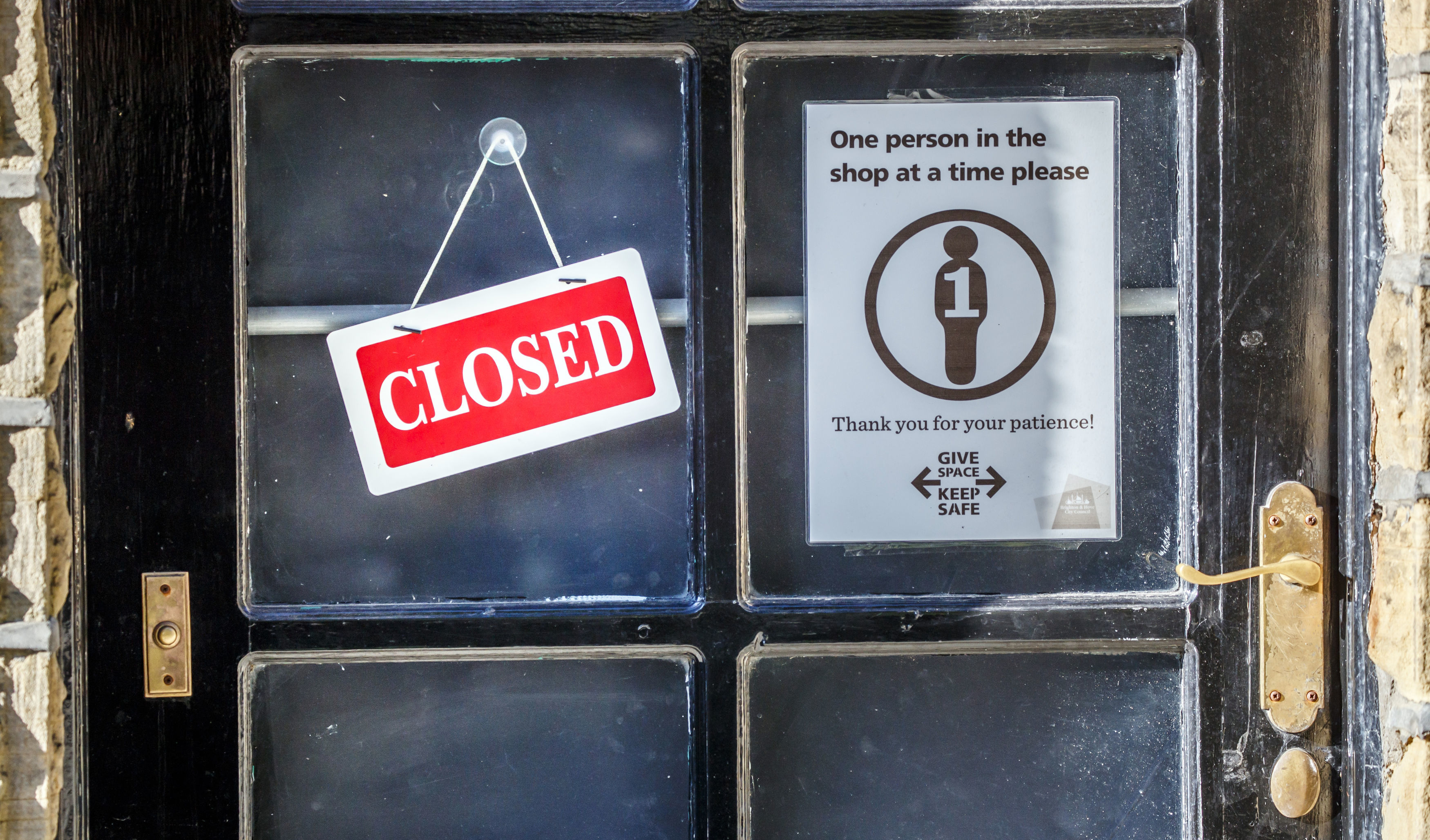 All non-essential shops are expected to close from next week as England is plunged back into a national lockdown for a month