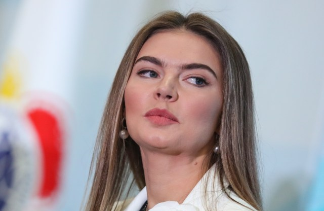Alina has failed to deny reports of a relationship with Putin