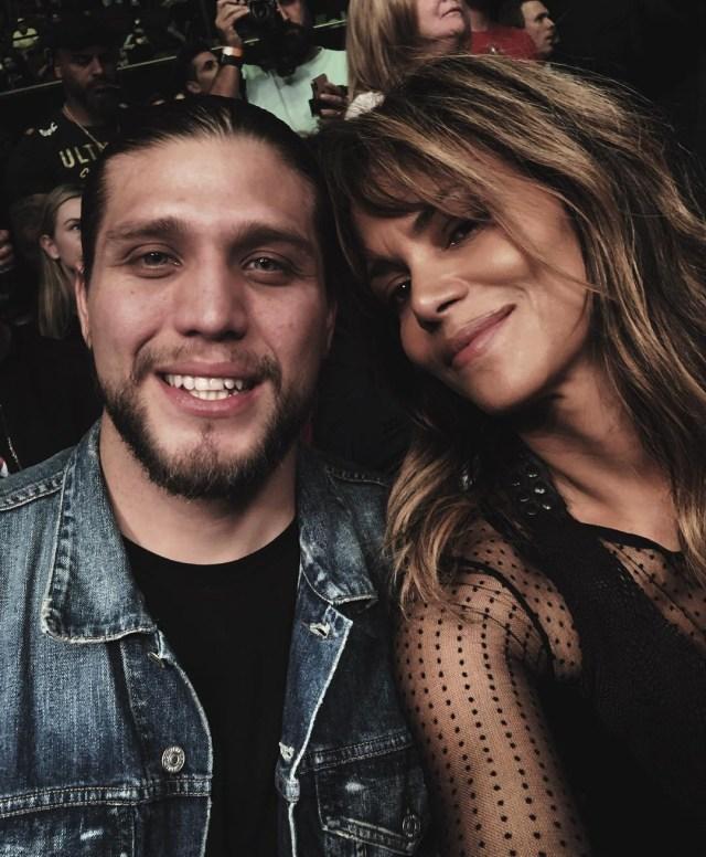 Brian Ortega has previously trained Hollywood actress Halle Berry for a role as an MMA fighter