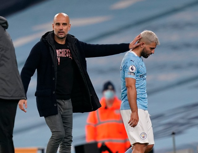 Messi would love to work with Guardiola and Aguero at the Etihad